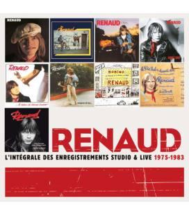 Intégrale Des Enregistrements Studio Et Live 1975-1983 (Box Set: 10 CD)