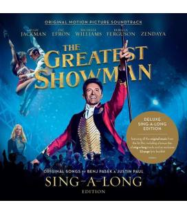 """The Greatest Showman: """"Sing-A-Long-Edition"""" (1 CD)"""