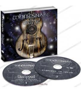 Unzipped (2 CD DIGIPACK)
