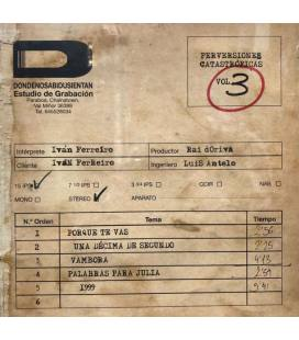 "Perversiones Catastroficas Vol. III (1 LP 10"")"