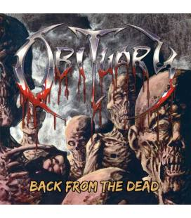 Back From The Dead (1 CD)