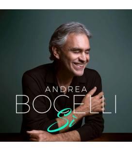 Andrea Bocelli: Sì (1 CD Edición Internacional Deluxe)