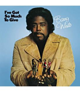 I've Got So Much To Give (1 LP)