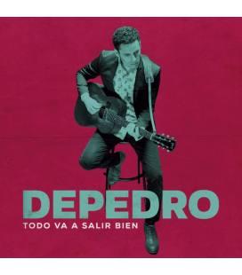 Todo Va A Salir Bien (1 CD+1 BLU RAY)