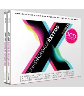 Una Decada De Exitos 2009-2019 (3 CD)