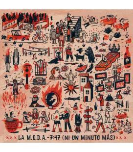 """7:47 (Ni Un Minuto Más) (1 LP 10"""")"""