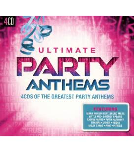 Ultimate ? Party Anthems (4 CD)