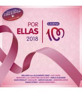 Por Ellas 2018 - Cadena 100 (2 CD)