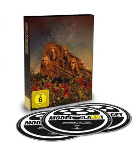 Garden Of The Titans (Live At Red Rocks Ampitheatre) - 2 CD Digipack+1 DVD ED.LIMITED