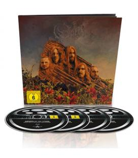 Garden Of The Titans (Live At Red Rocks Ampitheatre) Limited Edition Earbook: 1 BLU RAY+1 DVD+2 CD