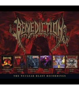 Benediction-The Nuclear Blast Recordings (6 CD)