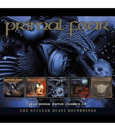 Primal Fear-The Nuclear Blast Recordings (6 CD)
