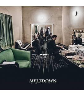 Meltdown: King Crimson, Live In Mexico (3 CD+1 BLU RAY)