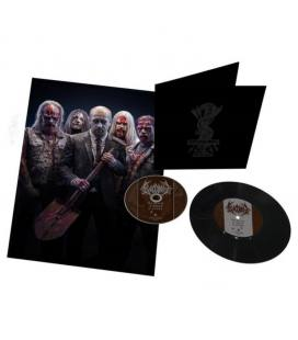 "The Arrow Of Satan Is Drawn (1 CD+1 LP 7"")"