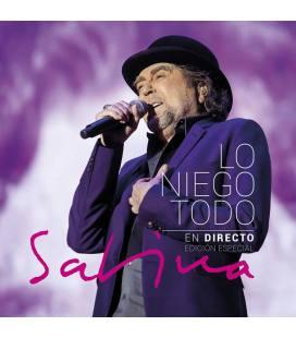 Lo Niego Todo - En Directo (Edición Especial 2 CD+1 DVD)