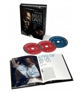 Kind Of Blue (2 CD+1 DVD)