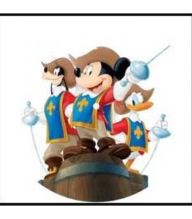 "All for One and One for All (Mickey, Donald, Goofy: The Three Musketeers) (1 LP 10"")"