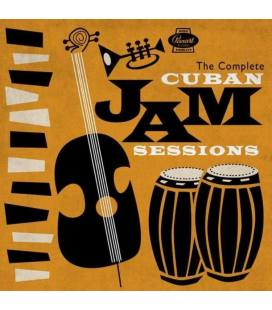 The Complete Cuban Jam Sessions (Box Set: 5 CD)