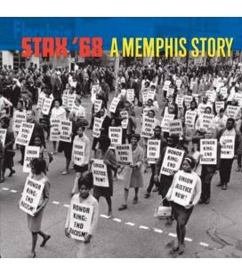 Stax '68: A Memphis Story (Box Set: 5 CD)