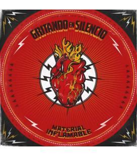 Material Inflamable (1 LP+1 CD)
