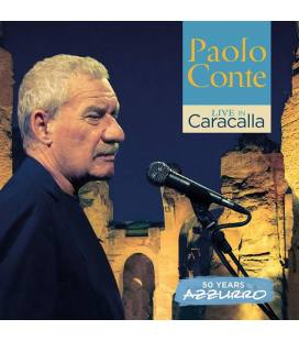 Live In Caracalla - 50 Years Of Azzurro (Live) (2 CD)