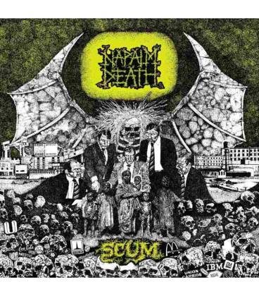 Scum (1 CD DIGIPACK)