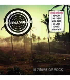 Ten Years Of Rock (1 CD)
