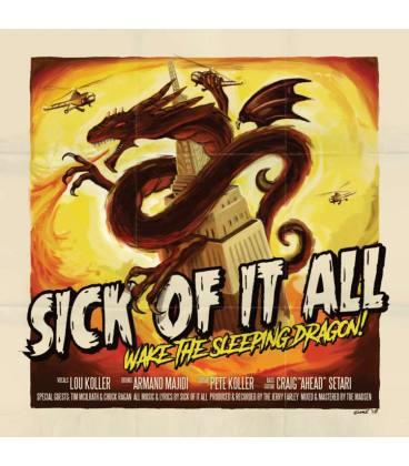 Wake The Sleeping Dragon! (1 CD Ed.Limitada Box Set)
