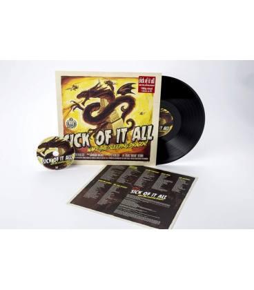 Wake The Sleeping Dragon! (1 LP+1 CD)