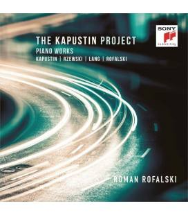 The Kapustin Project (1 CD)