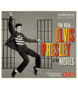 The Real? Elvis Presley At The Movies (3 CD)