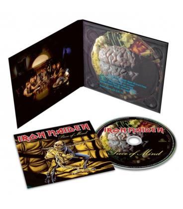 Piece Of Mind (1 CD)
