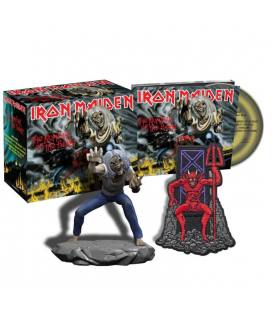 The Number Of The Beast (1 CD+Figura)