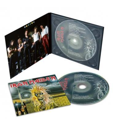 Iron Maiden (1 CD)