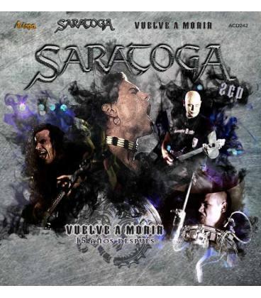 Vuelve A Morir - 15 Años Después (2 CD)