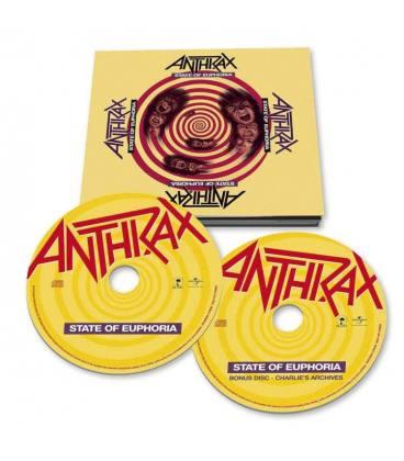 State Of Euphoria 30th Anniversary (2 CD)