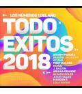 Todo éxitos 2018 (1 CD)