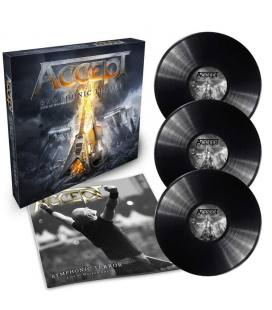 Symphonic Terror - Live At Wacken 2017 (3 LP)