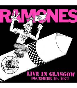 Live In Glasgow December 19, 1977 (2 LP Black 180 gr. Numerado + etching side 4)