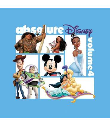 Absolute Disney Vol. 4 (1 CD)