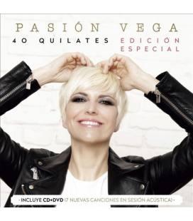 40 Quilates (1 CD+1 DVD Edición Especial)
