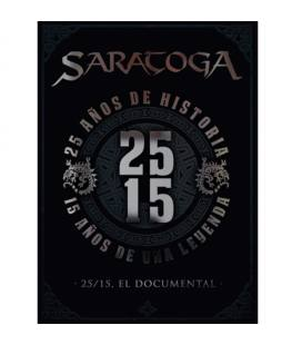 25/15, El Documental (1 DVD)