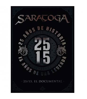 25/15, El Documental (1 DVD)