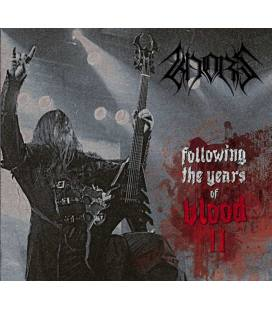 Following The Years Of Blood II (2 CD Digipack Deluxe+1 DVD+Poster)