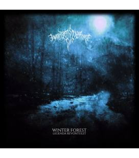 Winter Forest. Legenda Revontulet. In The Darkness of Night (2 CD Digipack Deluxe Limited)