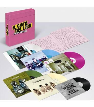 """Aquellos Años Locos (5 LP+1 LP 10"""")"""