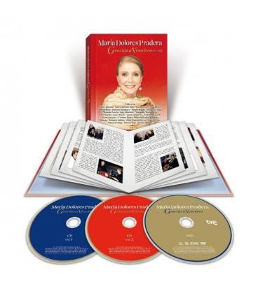 Gracias a Vosotros Vol. 1 y 2 (Edición libro+2 CD+1 DVD)