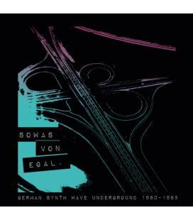 So Was Von Egal: German Synth Wave Underground 1980-1985 (1 CD)