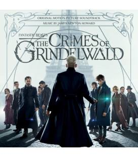B.S.O. Fantastic Beasts: The Crimes Of Grindelwald (2 LP)