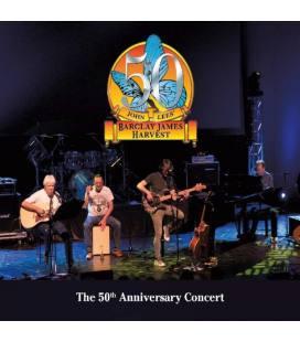 50Th Anniversary (2 CD-1 DVD)